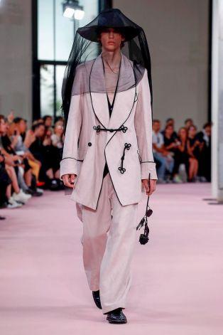 Ann Demeulemeester Menswear Spring Summer 2019 Paris50