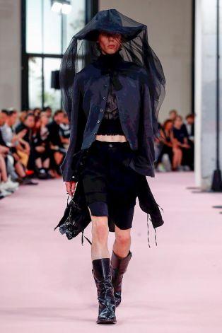Ann Demeulemeester Menswear Spring Summer 2019 Paris51