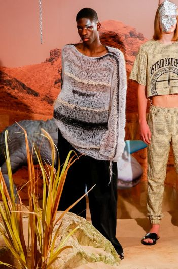 Astrid Andersen Ready To Wear Spring Summer 2019 London14