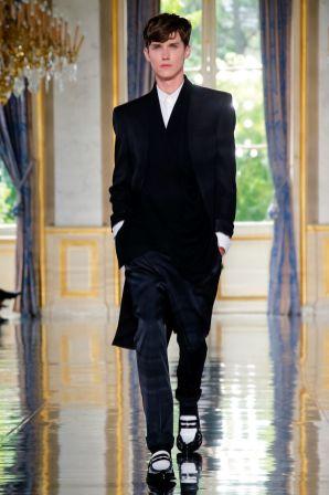 Balmain Homme Menswear Spring Summer 2019 Paris107