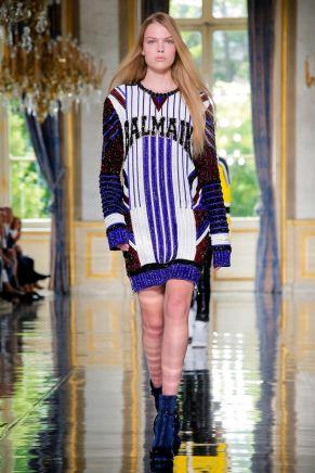 Balmain Homme Menswear Spring Summer 2019 Paris36