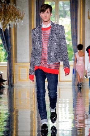 Balmain Homme Menswear Spring Summer 2019 Paris37
