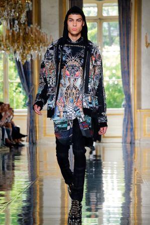 Balmain Homme Menswear Spring Summer 2019 Paris52