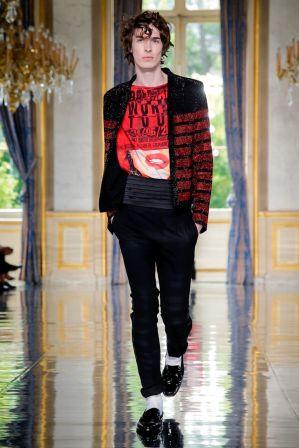 Balmain Homme Menswear Spring Summer 2019 Paris54
