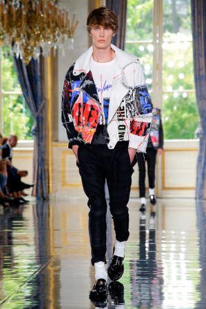 Balmain Homme Menswear Spring Summer 2019 Paris56
