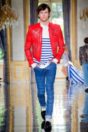 Balmain Homme Menswear Spring Summer 2019 Paris6