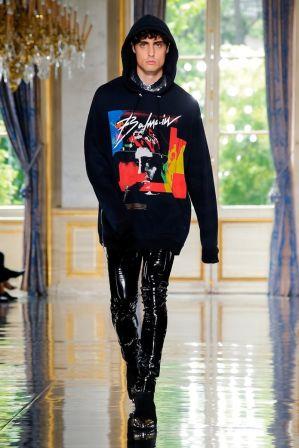 Balmain Homme Menswear Spring Summer 2019 Paris67
