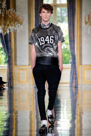 Balmain Homme Menswear Spring Summer 2019 Paris69