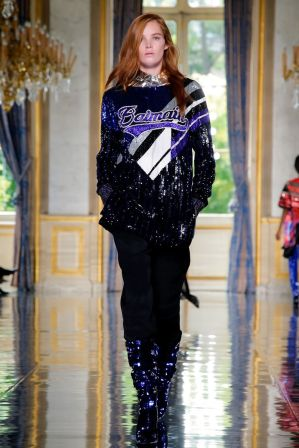 Balmain Homme Menswear Spring Summer 2019 Paris74