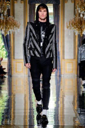 Balmain Homme Menswear Spring Summer 2019 Paris77