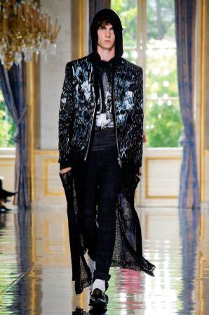 Balmain Homme Menswear Spring Summer 2019 Paris79