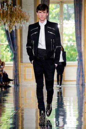 Balmain Homme Menswear Spring Summer 2019 Paris81