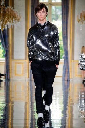 Balmain Homme Menswear Spring Summer 2019 Paris91