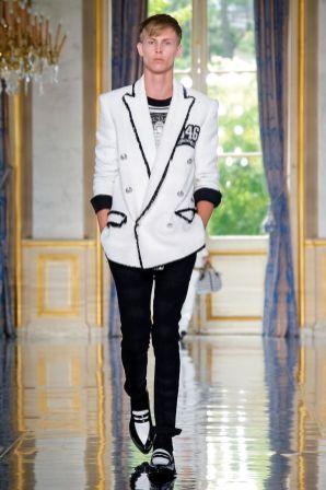 Balmain Homme Menswear Spring Summer 2019 Paris92