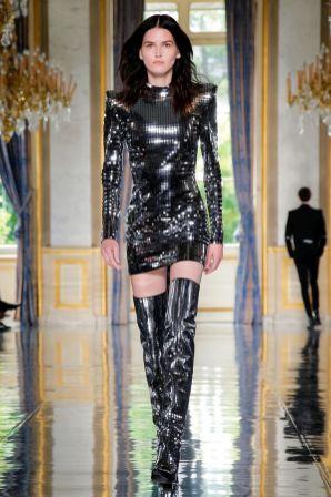 Balmain Homme Menswear Spring Summer 2019 Paris97