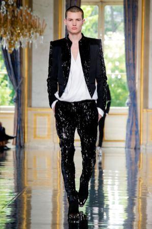 Balmain Homme Menswear Spring Summer 2019 Paris99