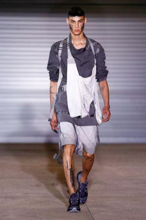 Boris Bidjan Saberi Menswear Spring Summer 2019 Paris11