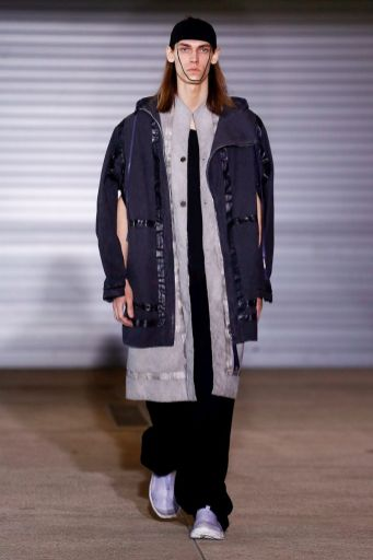 Boris Bidjan Saberi Menswear Spring Summer 2019 Paris20
