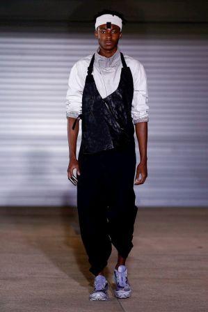 Boris Bidjan Saberi Menswear Spring Summer 2019 Paris4