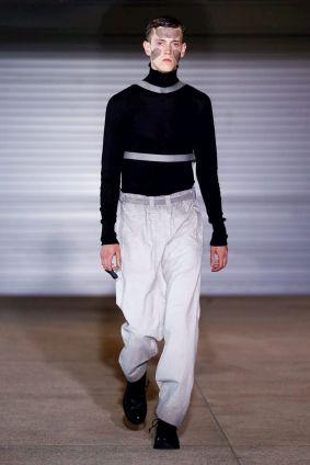 Boris Bidjan Saberi Menswear Spring Summer 2019 Paris5