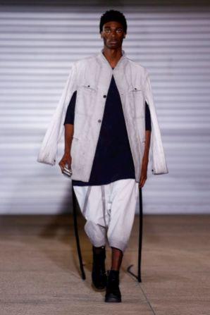 Boris Bidjan Saberi Menswear Spring Summer 2019 Paris6