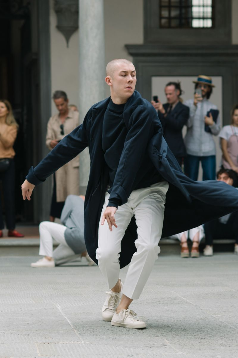 COS SOMA Capsule Collection Menswear 2019 Florence
