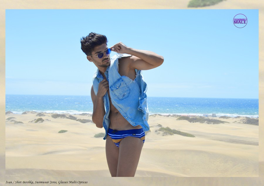 Guide for Hot Boys Check This Canarian Boys by Laurent Mac
