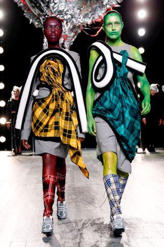 Charles Jeffrey LOVERBOY Menswear Spring Summer 2019 London13