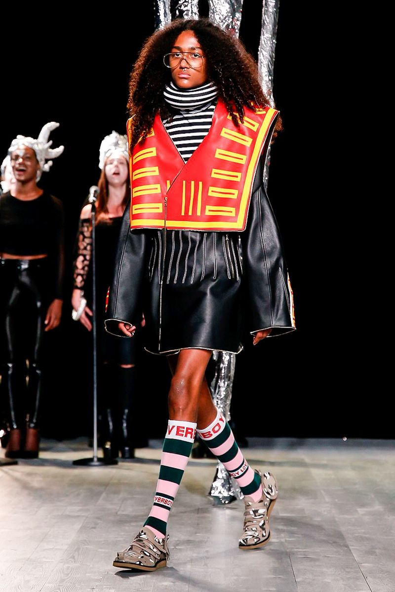Charles Jeffrey LOVERBOY Menswear Spring Summer 2019 London20