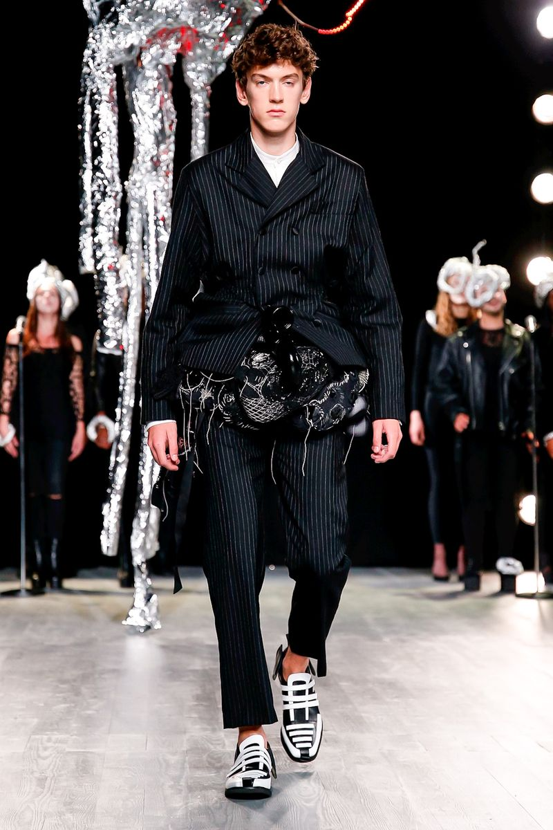 Charles Jeffrey LOVERBOY Menswear Spring Summer 2019 London22