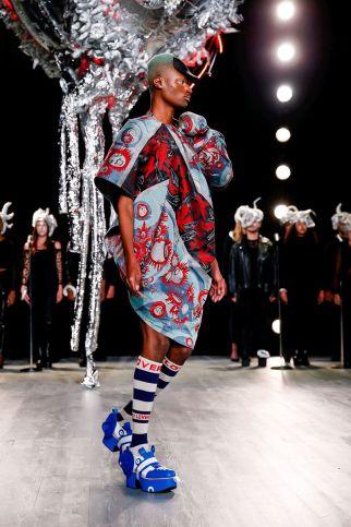 Charles Jeffrey LOVERBOY Menswear Spring Summer 2019 London24
