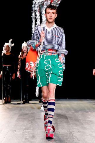 Charles Jeffrey LOVERBOY Menswear Spring Summer 2019 London30