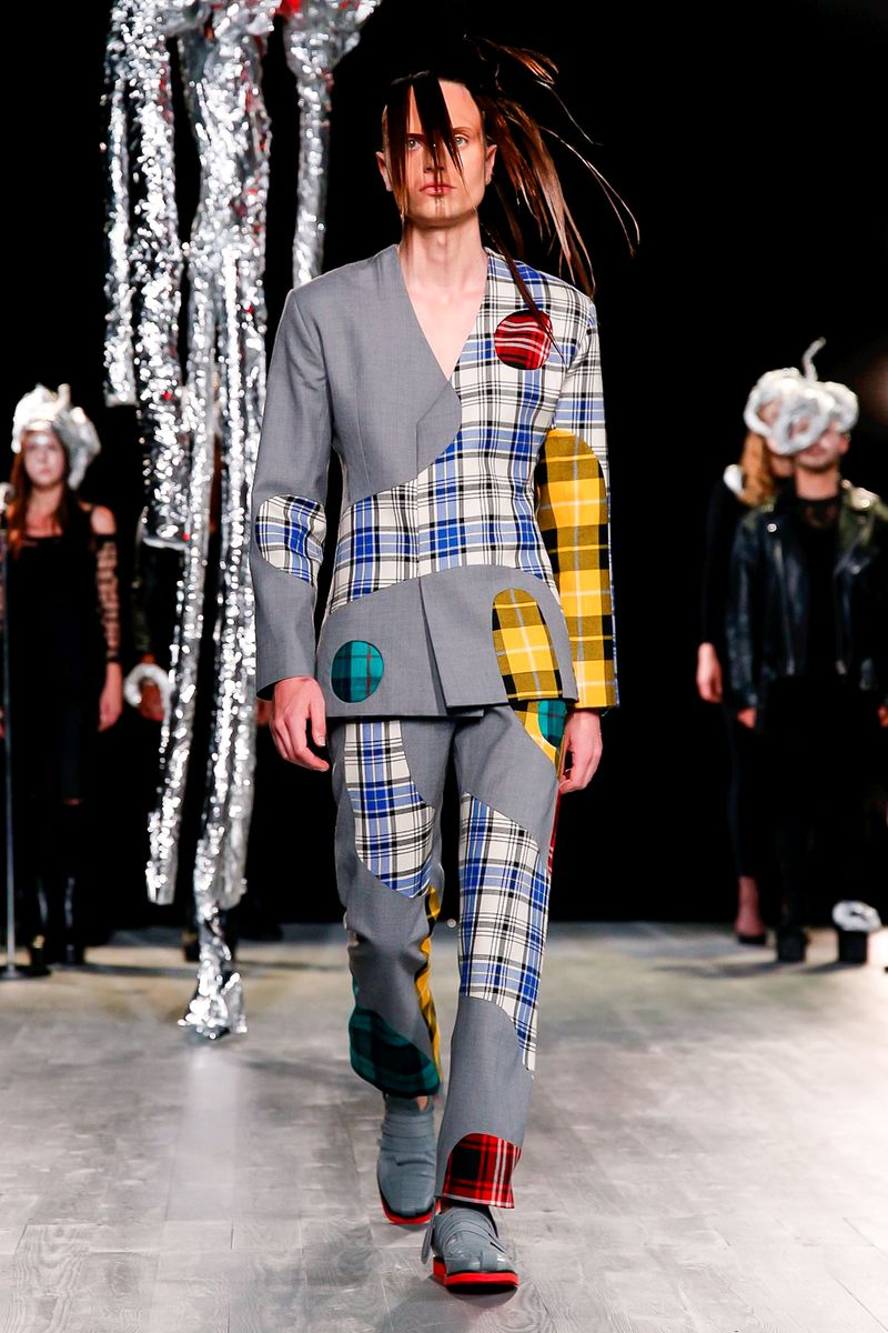 Charles Jeffrey LOVERBOY Menswear Spring Summer 2019 London31