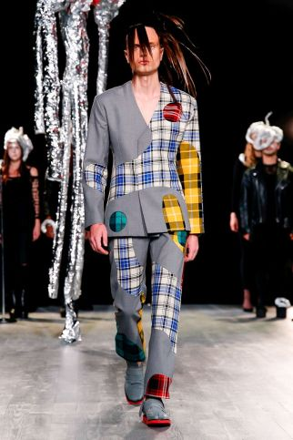 Charles Jeffrey LOVERBOY Menswear Spring Summer 2019 London31