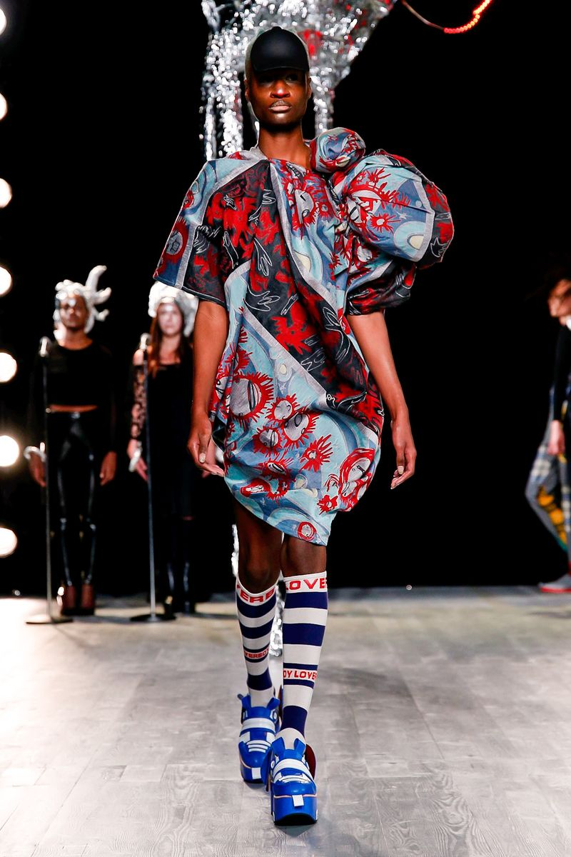 Charles Jeffrey LOVERBOY Menswear Spring Summer 2019 London32