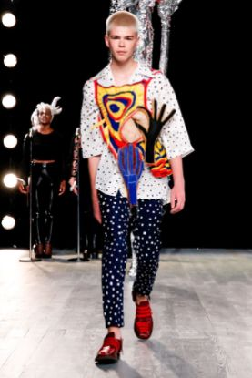 Charles Jeffrey LOVERBOY Menswear Spring Summer 2019 London5