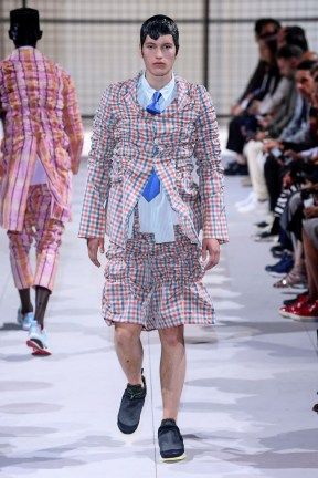 Comme Des Garcons Men's Spring 2019
