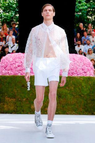 Dior Homme Menswear Spring Summer 2019 Paris1