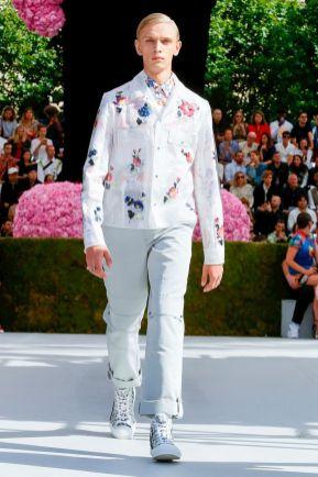 Dior Homme Menswear Spring Summer 2019 Paris32