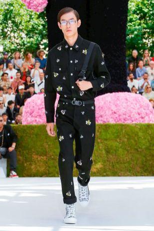 Dior Homme Menswear Spring Summer 2019 Paris38