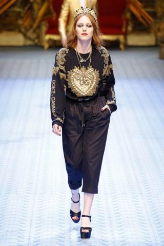 Dolce & Gabbana Spring Summer 2019 Milan110