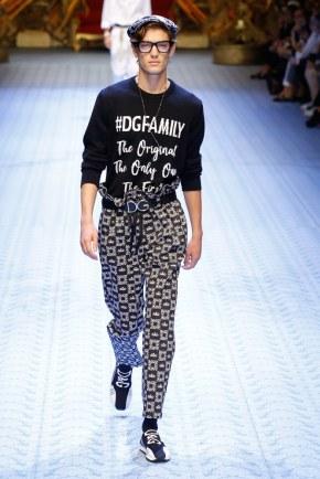 Dolce & Gabbana Spring Summer 2019 Milan20