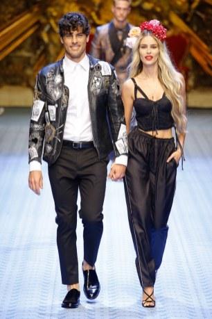 Dolce & Gabbana Spring Summer 2019 Milan31