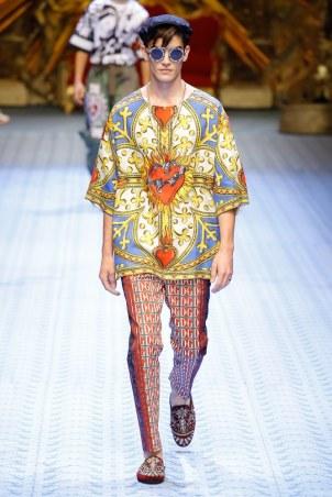 Dolce & Gabbana Spring Summer 2019 Milan95