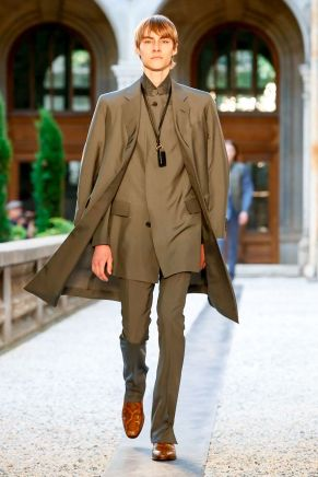 Dunhill Menswear Spring Summer 2019 Paris15