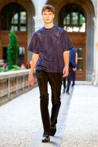 Dunhill Menswear Spring Summer 2019 Paris35