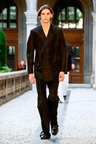 Dunhill Menswear Spring Summer 2019 Paris39