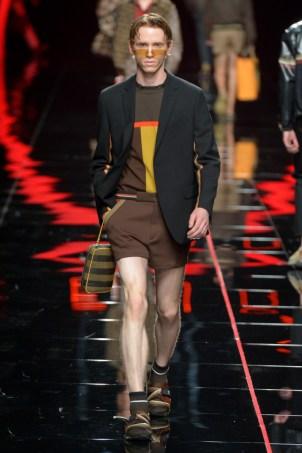 Fendi Men's Spring 2019