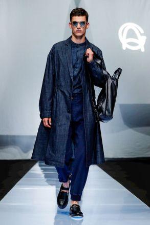 Giorgio Armani Menswear Spring Summer 2019 Milan14