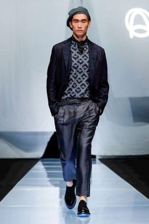 Giorgio Armani Menswear Spring Summer 2019 Milan15